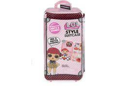 L.O.L. Surprise Kufřík s doplňky světle růžový