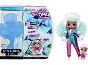 L.O.L. Surprise! OMG Winter Velká ségra Chill Icy Gurl Fashion Doll - Brrr B.B.