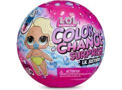 L.O.L. Surprise Sestřička se změnou barvy
