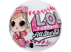 L.O.L. Surprise! Sportovní hvězdy, série 1 - Baseball růžový tým