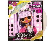 L.O.L. Surprise Velká ségra OMG Remix Doll Kitty K