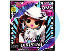 L.O.L. Surprise Velká ségra OMG Remix Doll LoneStar
