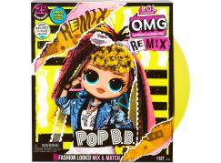 L.O.L. Surprise Velká ségra OMG Remix Doll Pop B.B
