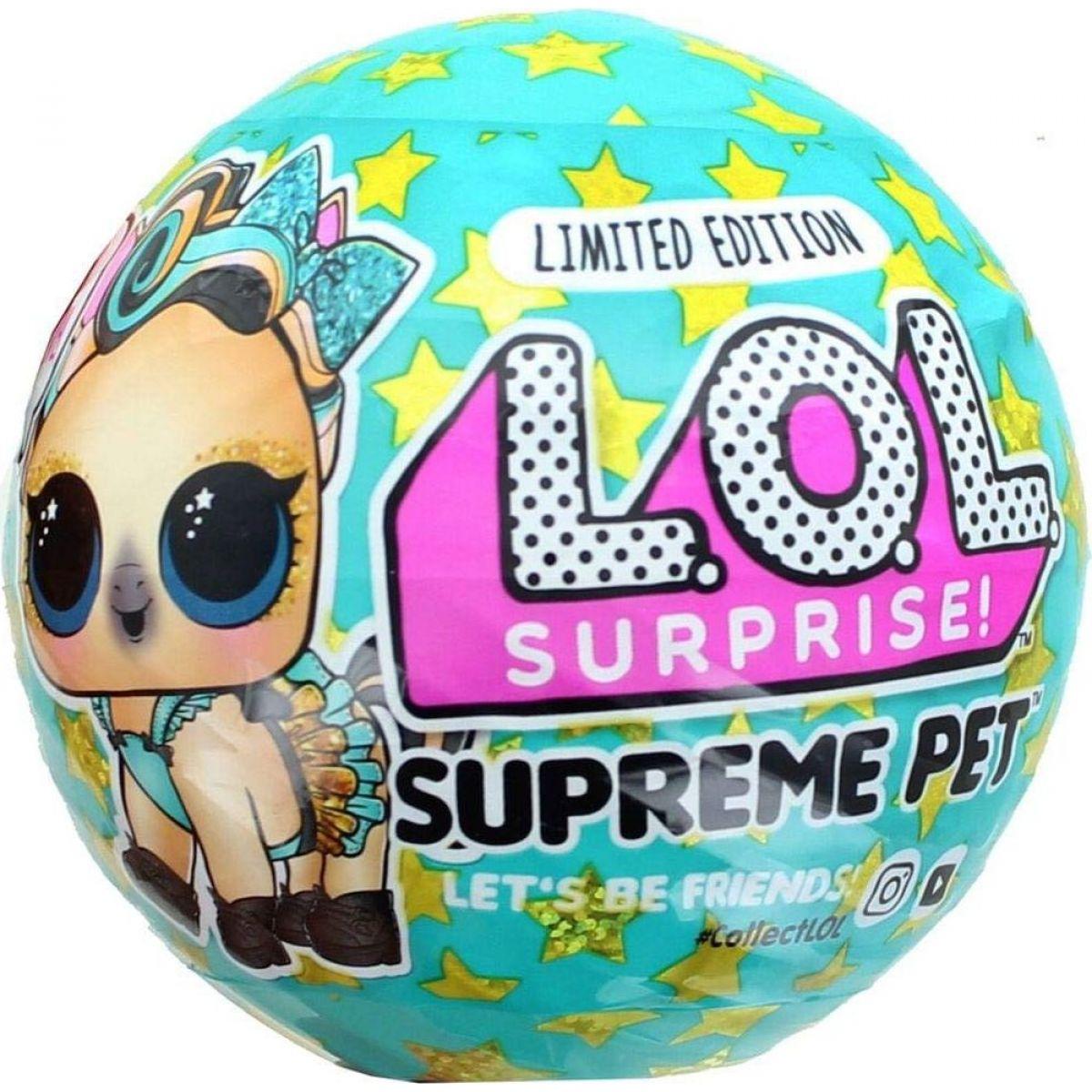 L.O.L. Surprise Zvířátko Limited Edition