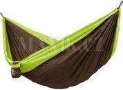 La Siesta Cestovní houpací síť Colibri Double Green