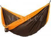 La Siesta Cestovní houpací síť Colibri Double Orange