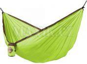 La Siesta Cestovní houpací síť Colibri Single Green