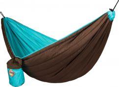 La Siesta Polstrovaná cestovní houpací síť Colibri Turquoise