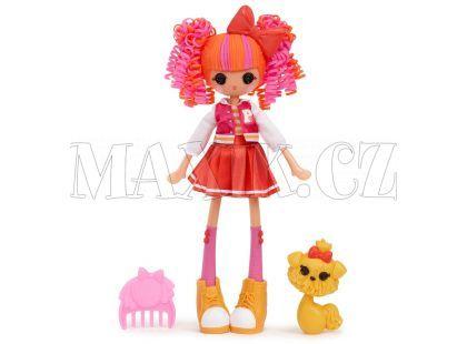 Lalaloopsy Girls Základní panenka s doplňky - Peppy Pom Poms