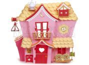 Lalaloopsy Mini Růžový domeček