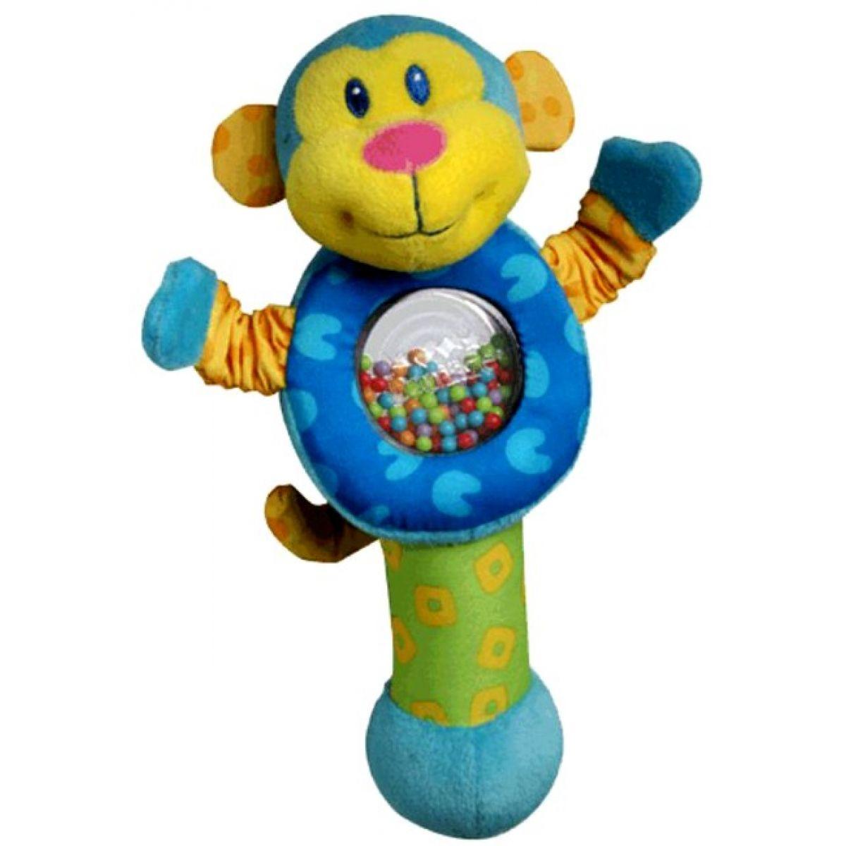 Lamaze Chrastítko - Opička