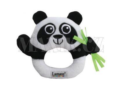 Lamaze Chrastítko Panda