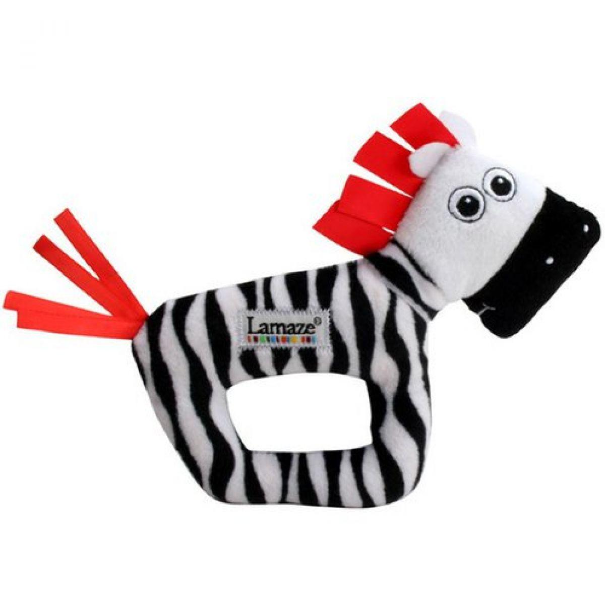 Lamaze Chrastítko Zebra