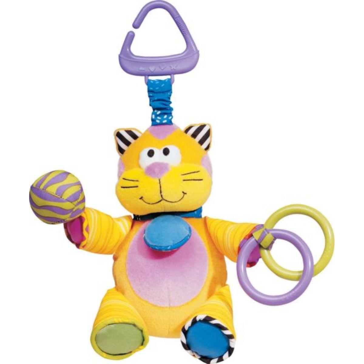 Lamaze Kočička Allie