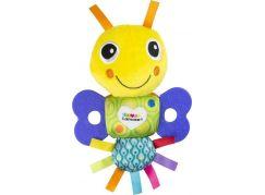 Lamaze Mini kousátko motýlek