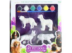 Lamps Malování psi
