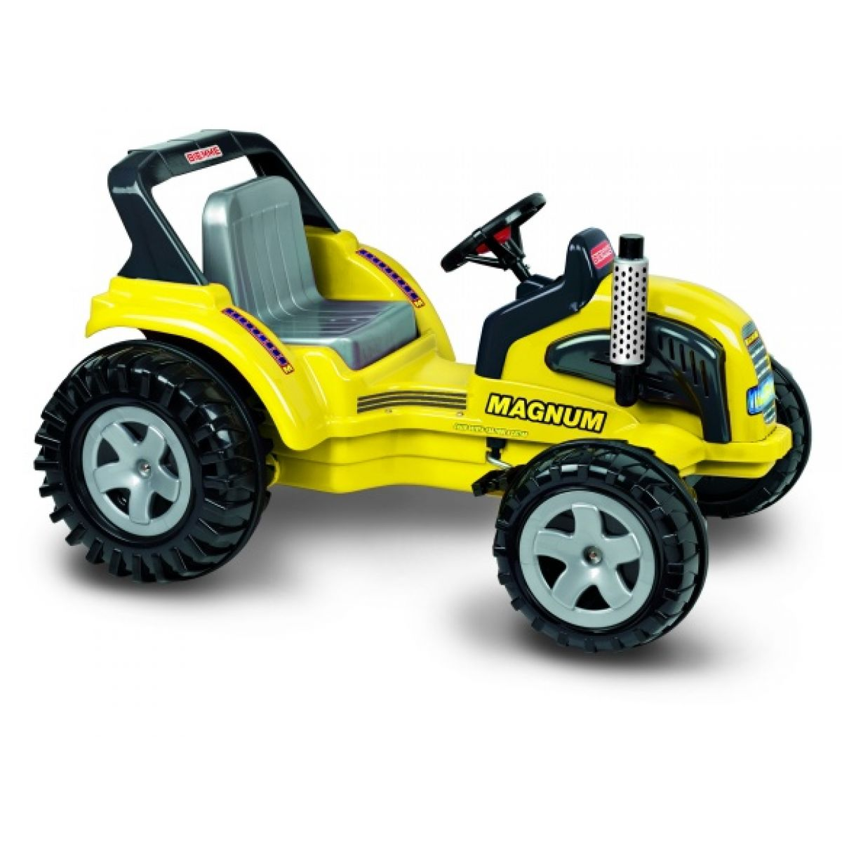 Šlapací traktor MAGNUM