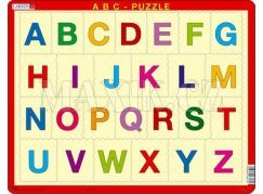 Larsen 23613 Puzzle ABECEDA