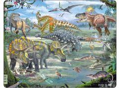 Larsen Puzzle Dinosauři 1