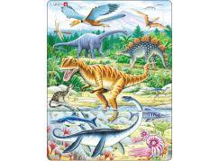 Larsen Puzzle Dinosauři
