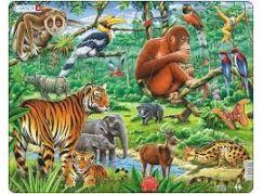 Larsen Puzzle Džungle