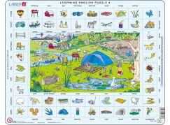 Larsen Puzzle Hodina angličtiny 4