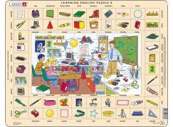 Larsen Puzzle Hodina angličtiny 6