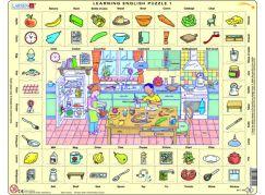 Larsen Puzzle hodina angličtiny I.