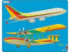 Larsen Puzzle Letecká doprava