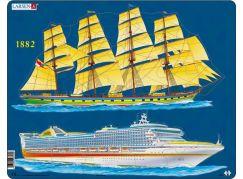 Larsen Puzzle Lodní doprava
