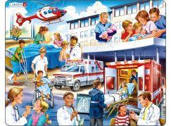 Larsen Puzzle Nemocnice