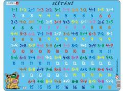 Larsen Puzzle Sčítání