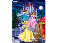 Larsen Puzzle Tři princezny