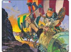Larsen Puzzle Vylodění Vikingů