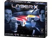 LASER X mikro blaster sport sada pro 2 hráče