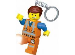 LEDLite LEGO Movie Emmet Svítící klíčenka