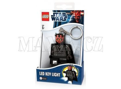 LEDlite LEGO Star Wars Svítící figurka Darth Maul
