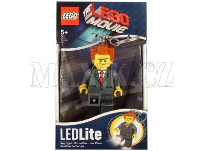 LEDlite LEGO The Movie Svítící figurka Prezident Byznys