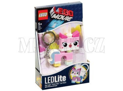 LEDlite LEGO The Movie Svítící figurka Unikitty