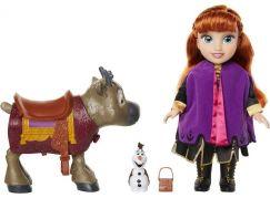 Ledové království II sada panenka Anna a kamarádi