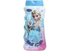 Ledové království Koupelový a sprchový gel s houbičkou 450ml