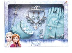 Ledové království Velký set s doplňky pro malou Elsu