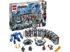LEGO® Super Heroes 76125 Iron Man a jeho obleky