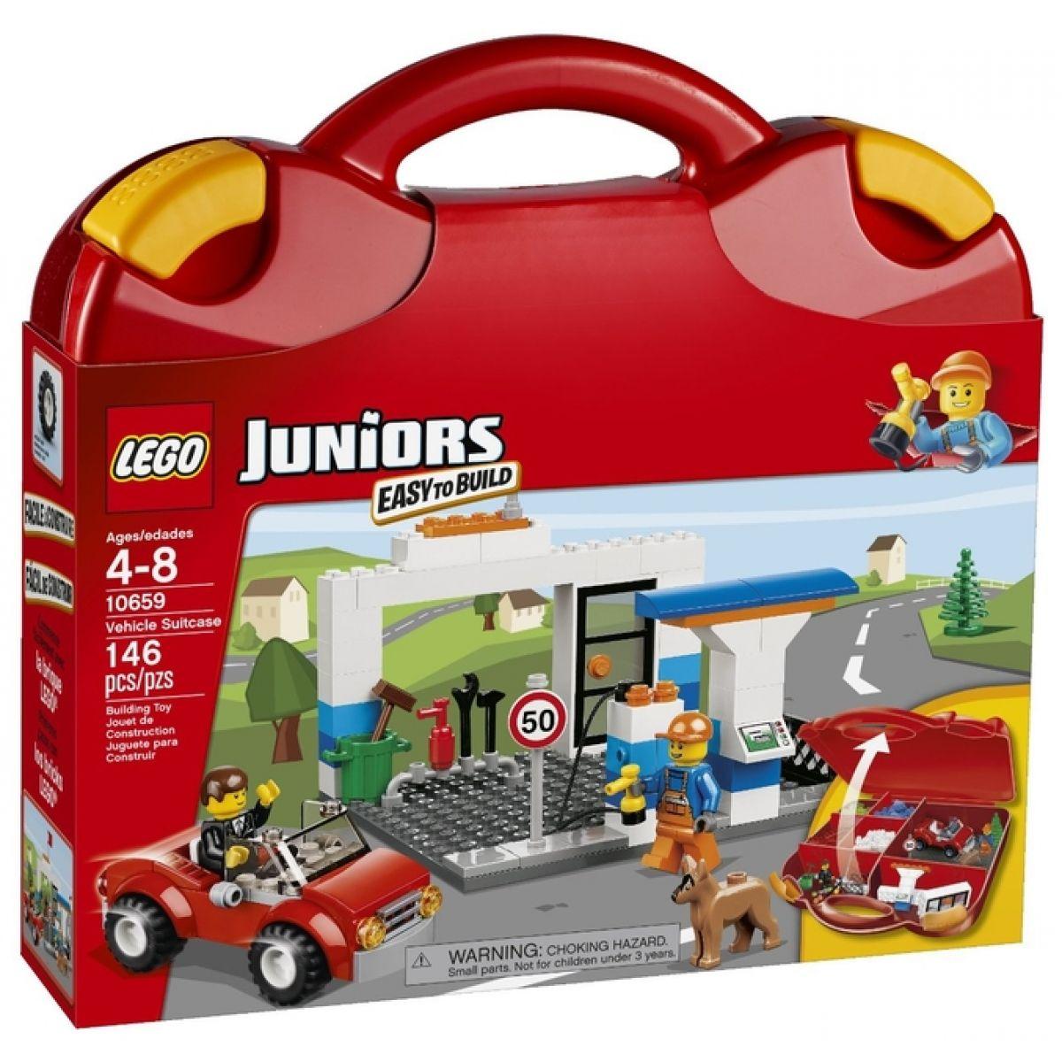 LEGO 10659 Kufřík Juniors