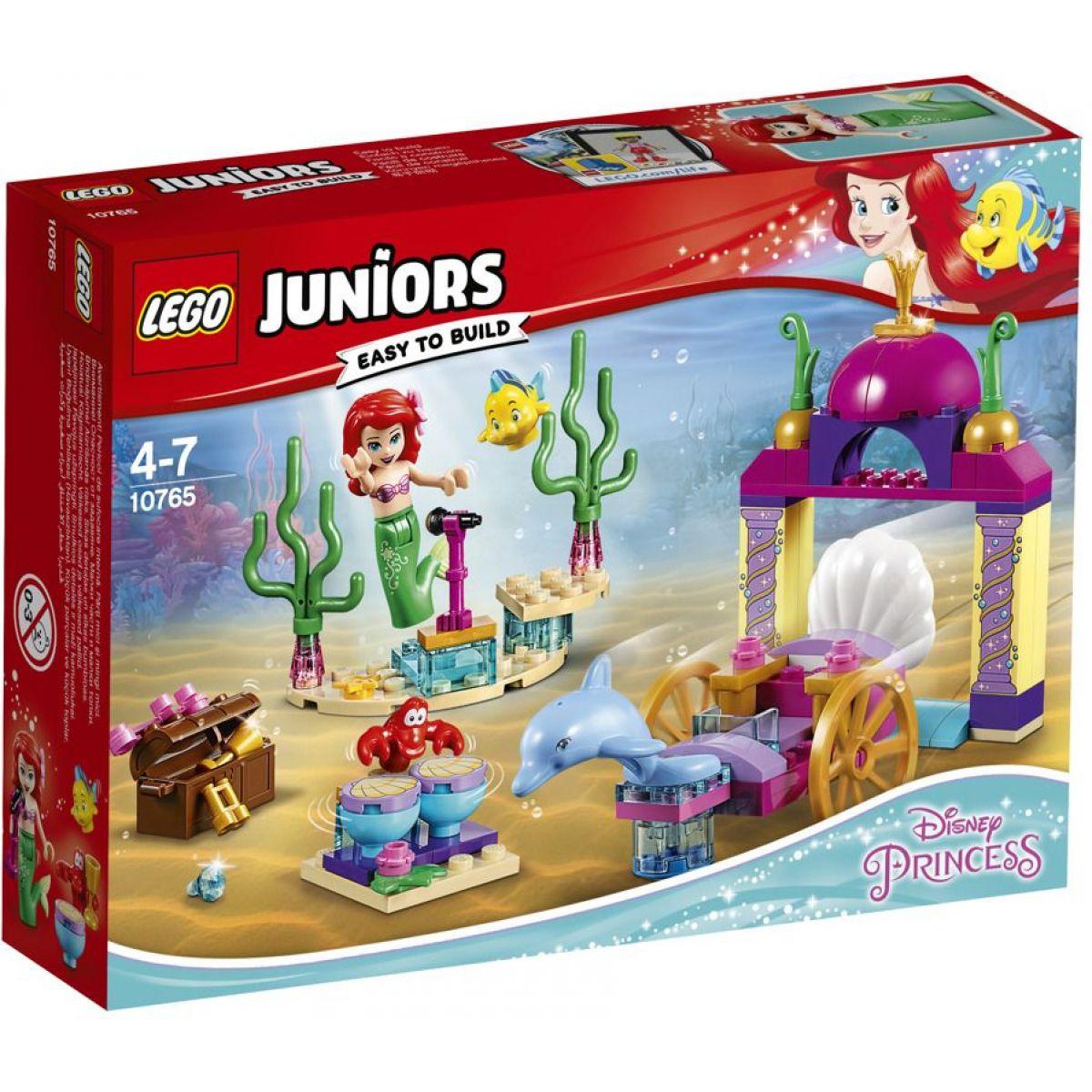 LEGO 10765 Juniors Ariel a koncert pod vodou