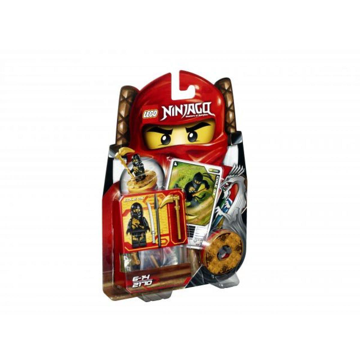 LEGO 2170 Ninjago Cole DX