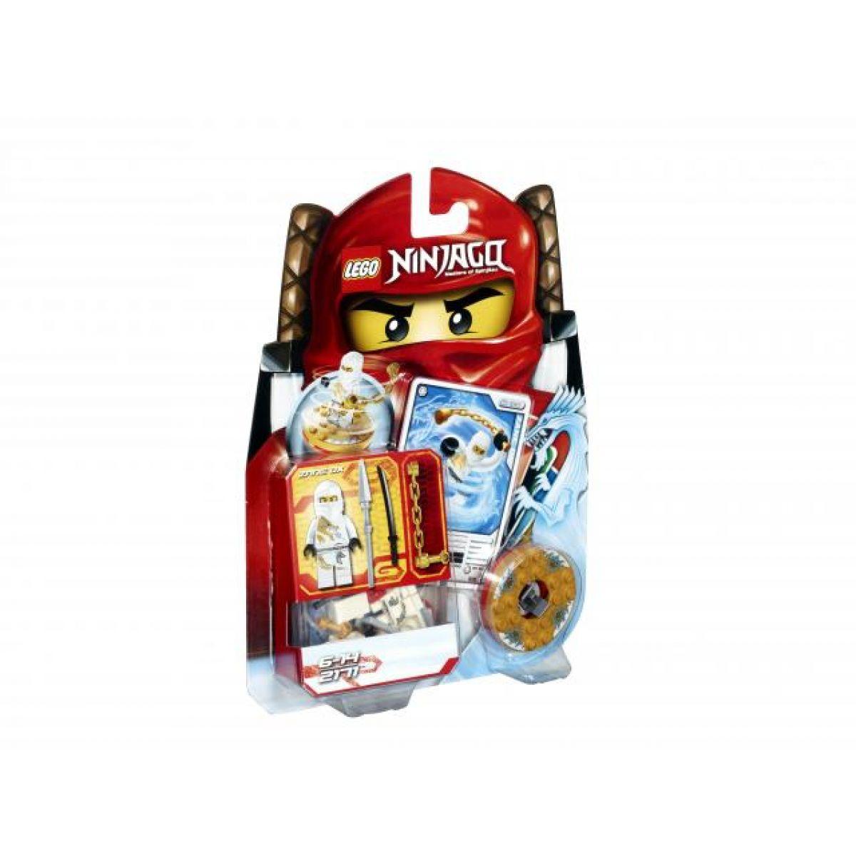 LEGO 2171 Ninjago Zane DX