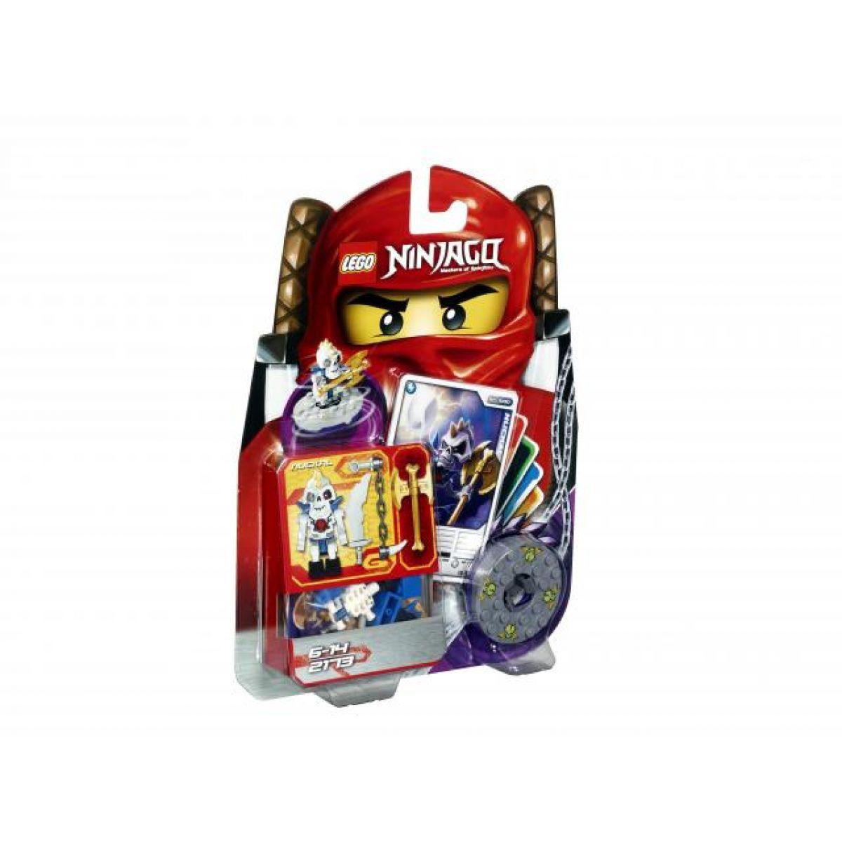LEGO 2173 Ninjago Nuckal