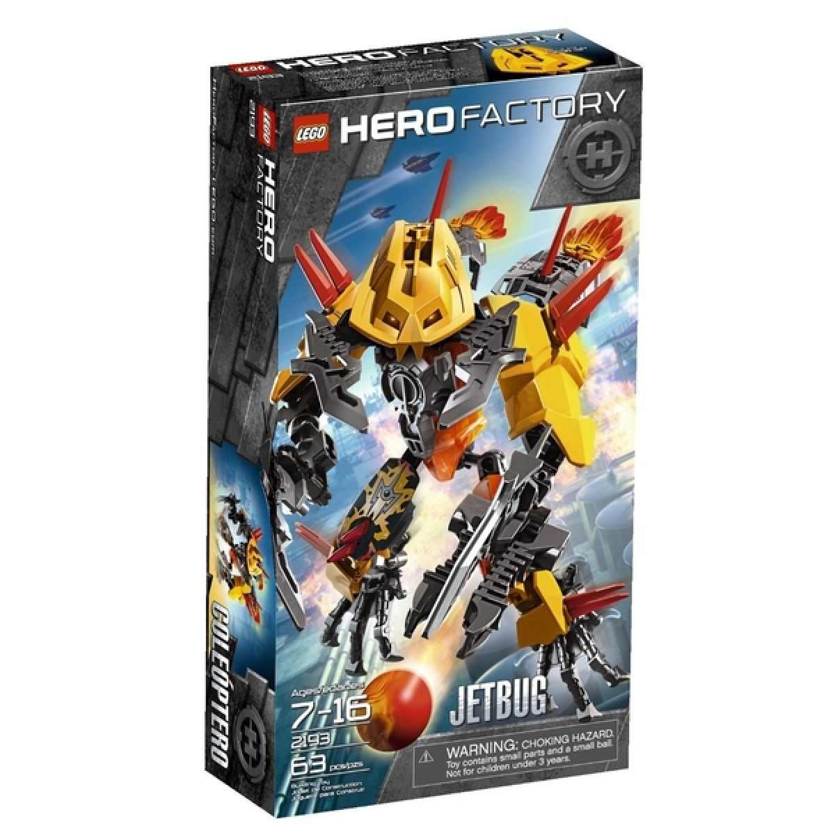 LEGO 2193 Hero Factory Jetbug