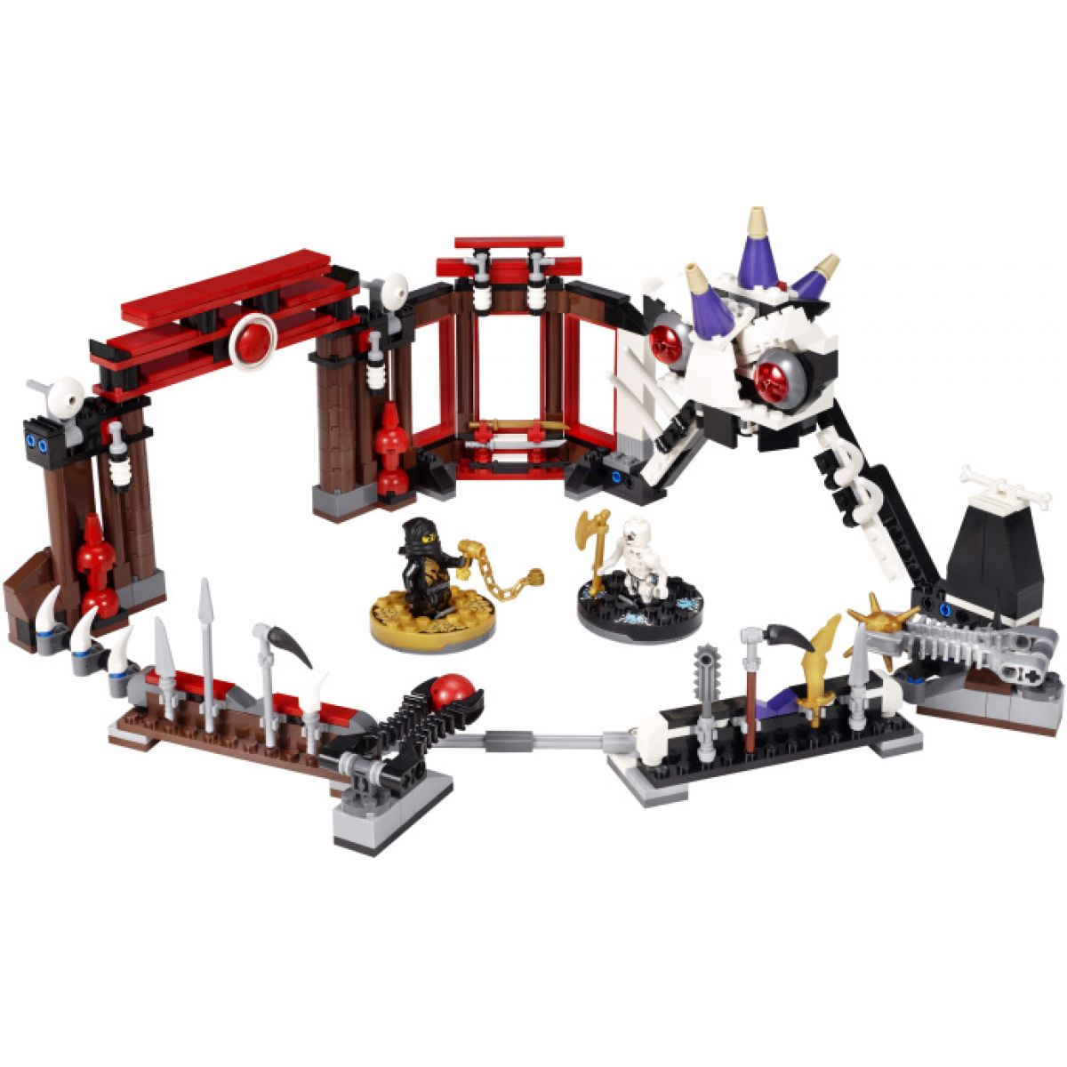 LEGO 2520 Ninjago Bojová aréna